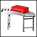 Belt conveyors and roller tracks