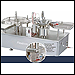 Fully-automatic filling and stoppering - FP50